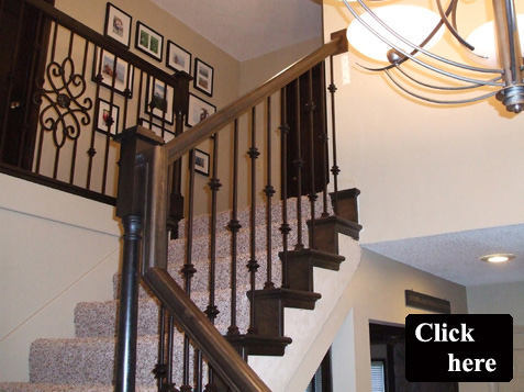 Beau ... Iron Balusters · Staircase Remodel